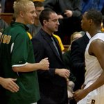 A big congrats and THANK YOU to our guy Josh Vaughan, who is moving on to U-Mary to become an assistant coach! http://t.co/JVsKOKKuaW