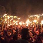 ежегодное факельное шествие в день памяти геноцида армян http://t.co/mhzQbUJgFn