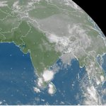 Latest Satellite Image of Nepali Sky (NPT=UTC+5.45) [Auto tweet] #Weather: http://t.co/X1fEYdVqoo #SatImage #Nepal http://t.co/C6lnaVEnTO