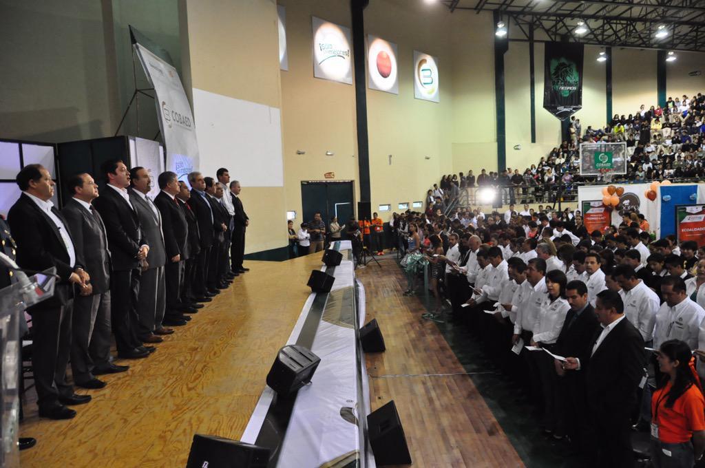 COBAED (@COBAEDoficial): Tercera #expoferiaCOBAED 2015 de ciencia, tecnología e innovación, grandes proyectos de los alumnos @chuycabrales http://t.co/q8yzbnhZe2