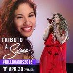 RT @SelenaLaLeyenda: Don't miss @Jlo's tribute to @SelenaLaLeyenda April 30th at 7pm/6c on @Telemundo. #Billboards2015 #siempreselena http:…