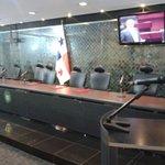 Vacía está la Comisión de Gobierno de la Asamblea. Sigue sin avanzar proyecto antiblindaje de diputados. #Panamá http://t.co/qbqUpOZ4SK