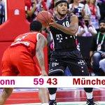 Ende 2. Viertel: @TelekomBaskets 59 @fcb_basketball 43 #BasketsSpirit | @BekoBBL http://t.co/2a9m6mNgi0