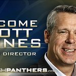 Join us in welcoming Scott Barnes, new athletic director at the University of Pittsburgh. #H2P http://t.co/hDgtH5gRwY