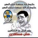 حكومة #غزة: مستعدة تسلم المعبر حكومة #الضفة: مستعدة تستلم المعبر يبقى الخلل عند المسافرين مش مستعدين http://t.co/AnxH62EESm