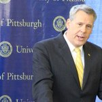 First Look: Scott Barnes introduced as Pitts new athletic director http://t.co/farMisEvWf