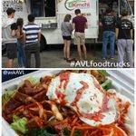 Asheville deliciousness at the @El_Kimchi food truck! #wavl #avleat #avlfoodtrucks http://t.co/8BurdqtIH7