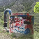 #uwcnf Vandalism on Logan Ranger District, city and private lands in Cache County more photos https://t.co/6FChTdPoOS http://t.co/qrPSFWpFzL