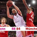 AUSRUFEZEICHEN! @TelekomBaskets 88 @fcb_basketball 84 #BasketsSpirit | @BekoBBL http://t.co/N4vl9LuEZR