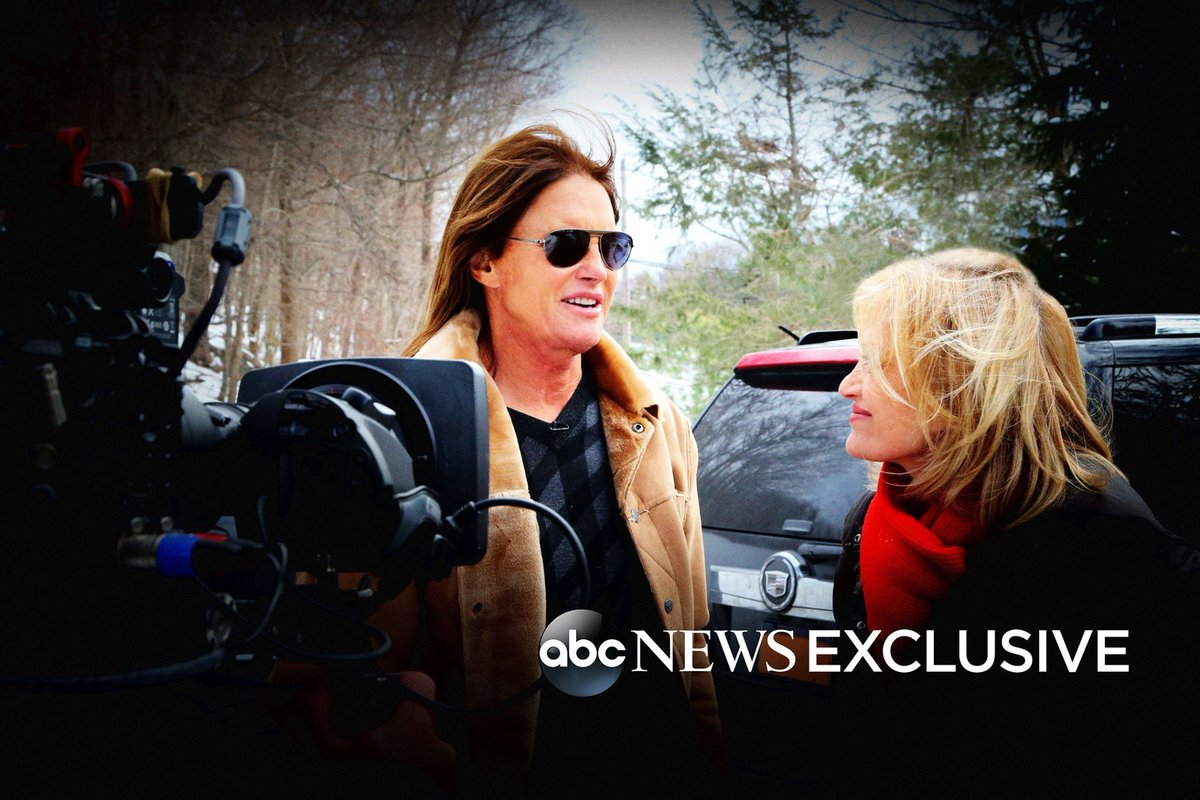 Thank you for watching and for your messages. Let's keep the conversation going. #BruceJennerABC http://t.co/Ip7sVW8mzM