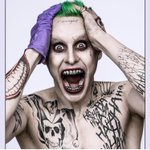 Welcome your new #Joker !! #SuicideSquad http://t.co/CYiQeVzSus