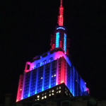 Congrats to the #Rangers! To celebrate their series victory, we're sparkling in red, white and blue for 30 min. #NYR http://t.co/XFgHc7E5ZA