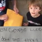 ICYMI: The only thing cuter than this 7yr-old's letter to George Lucas is the one he got back. http://t.co/wBeQWyH3oP http://t.co/MtATQhO4QM