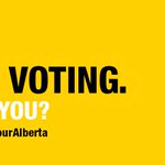 Please RT if youre planning on voting. Every elector should have a voice. #ChooseYourAlberta #abvote http://t.co/WwwbKocjgV
