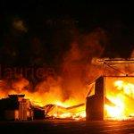 Grote brand Heerhugowaard http://t.co/1VPgQW7Swy