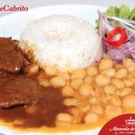 DISFRUTA y almuerza el #SecoDeCabrito en la @alamedadchabuca Comida Peruana ven y prueba sus platos #Guayaquil http://t.co/BQkIbnQ1aB