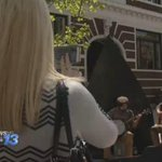 Street performers take their issue to the streets of Asheville: http://t.co/7bnLZ6indD #LiveOnWLOS http://t.co/355o0FUZo3