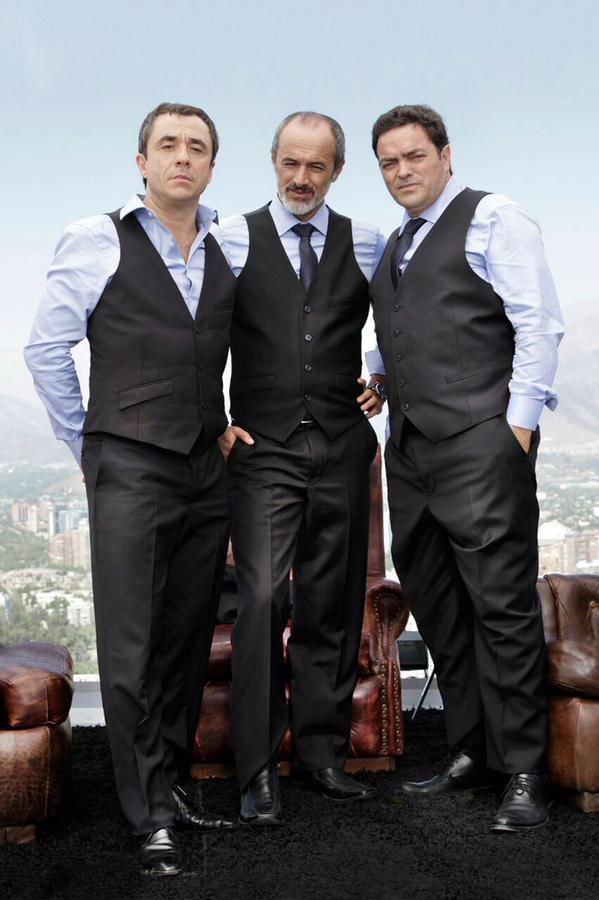 Estamos vivos los tres!!! @PeliculaLusers http://t.co/0H8Er8qAec