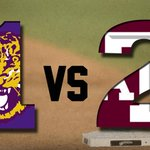 Battle of the Nations Best in Baton Rouge! WATCH #2 @Aggie_Baseball vs. #1 @LSUbaseball » http://t.co/0tVjZ9BynW http://t.co/uFNmd01jA9