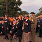 As many as 80,000 thought to have been in Kings Park for the centenary Anzac Day dawn service.http://t.co/4rbHHsG0aK http://t.co/ebxKLc2dbR