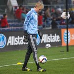 Yonkers, NY native @RMeara_18 gets his first start of the season for #NYCFC http://t.co/Lbx3LJWRuM