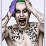 When I look at #JaredLetoJoker, I was like bloody hell and this something different from the other two #Joker. http://t.co/XhRauMIlkT