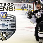 GOALS GOOD! Were all tied up with 2:37 left in Period 2. #LetsGoPens http://t.co/gKt6sVtX73