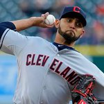 """@Indians: .@DannySalazar67. Boss.  11 Ks = new career high, beating the 10 he had on Sat. http://t.co/G9YpcNt6CA"" #TribeTown #TribeSpring"