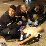 @QudsN The martyr #SaeedAbuGhannam who was killed deliberately by the Israeli army in #Jerusalem before one hour ago. http://t.co/VlqrRyzqgk