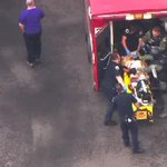 #Breaking: Gunman has arrived at hospital in Salem. Being transferred from ambulance to ER. http://t.co/me0GctIP5U