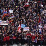 LAPD estimates 130K+ people participated in march to commemorate Armenian genocide anniversary http://t.co/aMsPcHHlpO http://t.co/xMxbCZa2CI