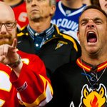 The #CofRed is igniting the #Flames through the playoffs ~ http://t.co/64JbaJ4OOD http://t.co/jKNbduk7NQ