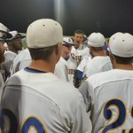 @KBrooks15 talks to the troops after impressive 6-1 win over A&M Kingsville. #ramfam http://t.co/5Hny6syejq