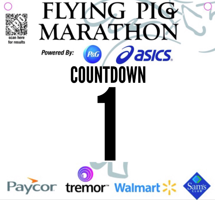 ONE DAY! Can you feel the excitement? #runflyingpig http://t.co/vMSVSUGttJ