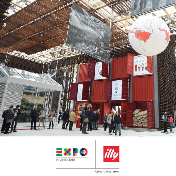 #CoffeeCluster is about culture, facts, tasting and much more. Join us at @expo2015milano #illyforexpo2015 #Expo2015 http://t.co/BhZRgwJdbB