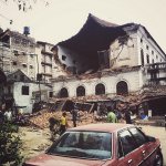 Instagram image geotagged to Katmandu, Nepal, shows extensive earthquake damage https://t.co/t7ykymlA99 http://t.co/zxxQqFAiyx