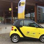 #PBDSuisse assemblée des délégués PBD suisse à Gossau #EF2015 avec notre smart car PBD! ???? http://t.co/a3gn1CN8CI