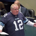 My work here is done. RT @DavidHains: Somewhere, Rob Ford takes off his Raptors jersey. http://t.co/hjbecVq5qL