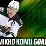 Correction: Looks like thatll be a goal from #CapFinn Koivu! #mnwild http://t.co/5Frz7mTY4l