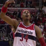 Video: Paul Pierce daggers Raptors (again), then declares Thats why Im here (again) http://t.co/pVacuxWULB http://t.co/dWA3WXzfky