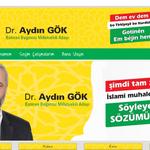 Batman Hür Adayımız @DrAydinGokün kişisel internet sitesi http://t.co/JC0DxkONHP açıldı. MÜBAREK OLSUN. http://t.co/CzgOOwLGHY