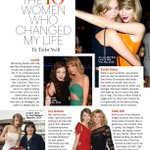 The 10 Women Who Changed My Life  @GlamourMagUK http://t.co/U6IFmEWooW