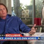 #BruceJenner opens up about being transgender in moving interview http://t.co/ld3dwfEfLA #BruceJennerABC http://t.co/LmGS46Q9I2