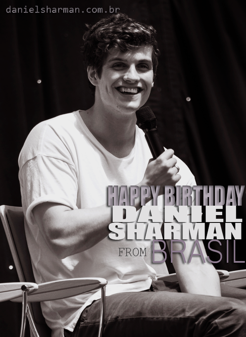 Happy birthday Brazil loves you so much