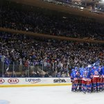 RECAP: Its on to Round Two after #NYR eliminate Pens in overtime thriller; full story: http://t.co/7auBJ9jhD0 http://t.co/fNcqyEh3Ow