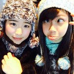 Happy birthday @Y_AndelaJKT48 ❤️aku senang ngobrol sama kamu karena lucuuu😘semoga makin cantik n baik2 terus ya💕 http://t.co/u1vTWqhwbH