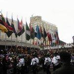 """@AACarnival2015: Marching band dari Al-irsyad DC Surabaya @Your_Bandung #AAParade #AAC2015 http://t.co/NPMeouU01w (pict: ilmiah73)"""