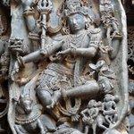 RT @svmurthy: Gajasura Mardana. Lord Shiva, as Gajasura Mardana, is slaying Gajasura, demon ripping him off #Halebidu #Karnataka