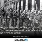 Buongiorno e Buon 25 aprile #Liberazione70 #25aprile1945 http://t.co/XvXqGUTKLT