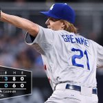 RECAP: Zack Greinke tosses seven scoreless innings as #Dodgers blank Padres, 3-0. http://t.co/ji4LxwXQqZ http://t.co/nvd4BCHMjw